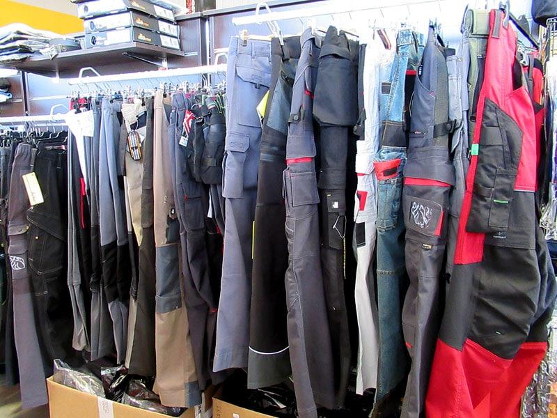 Pantalons de travail de sécurité